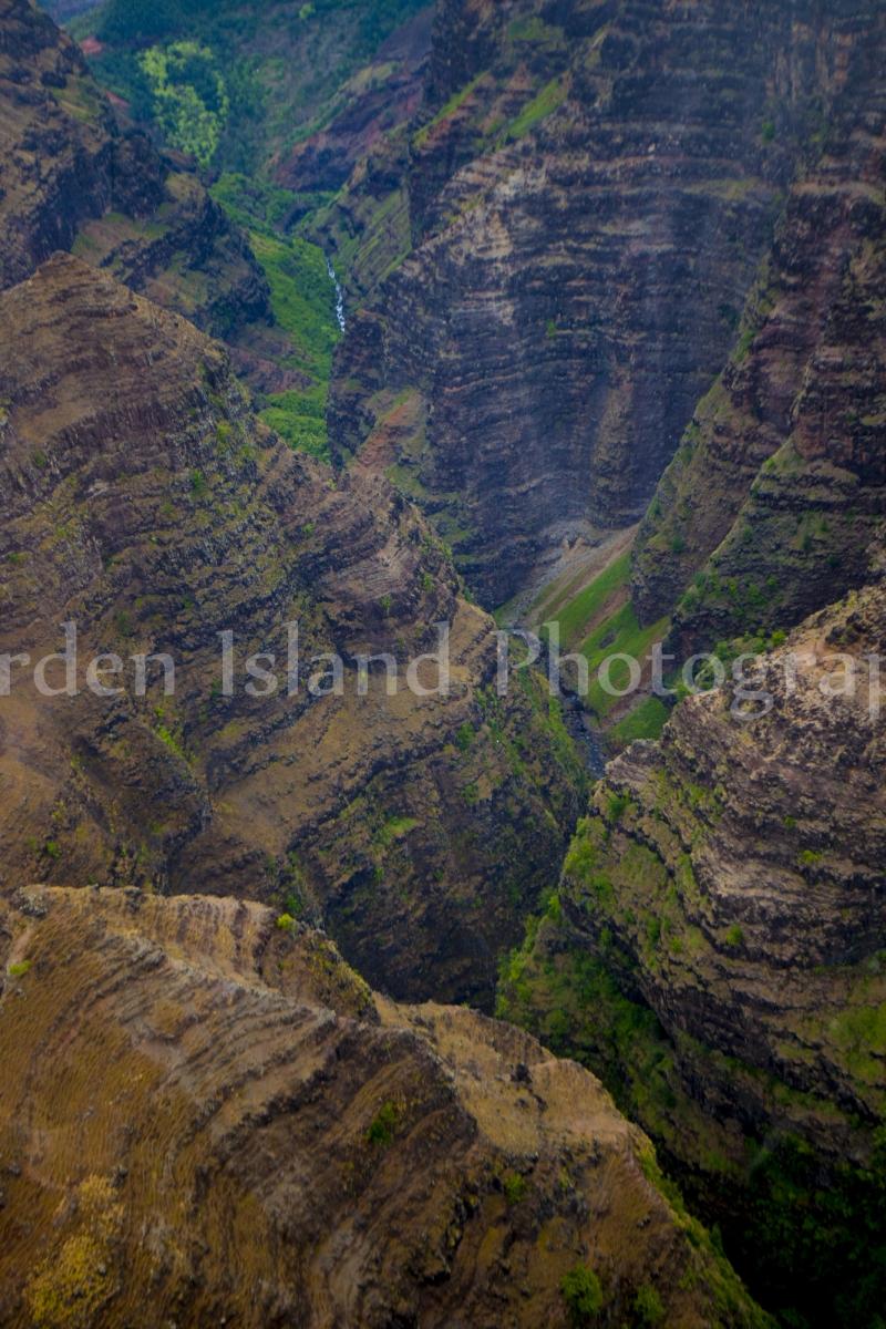 Rugged Waimea Canyon-3007