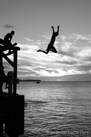 Hanalei Pier Jumper 8542