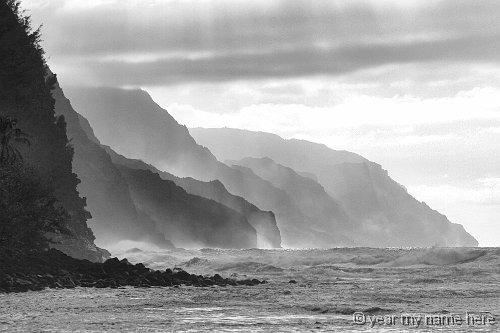 Napali Coast 7391