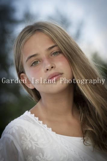 Kauai Child Portrait -4299