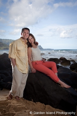 Kauai Engagement Photo 00046