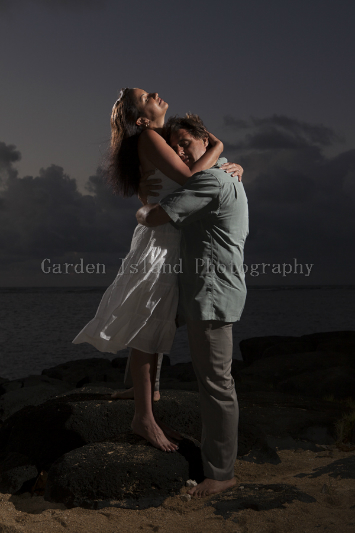 Kauai Engagement Photo -3977