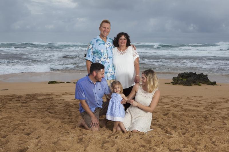 Kauai Family Portrait -1871