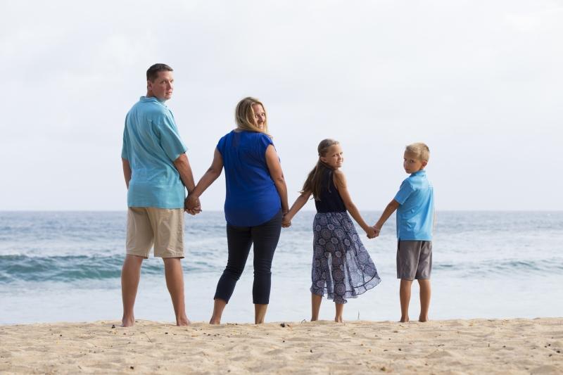 Kauai Family Beach Portrait-7748
