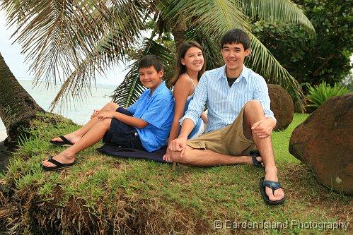 Kauai Family Portrait 0404