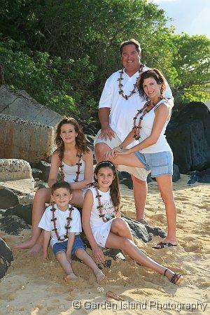 Kauai Family Portrait 1673