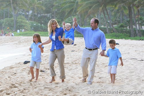 Kauai Family Portrait 4919