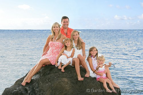 Kauai Family Portrait 5557