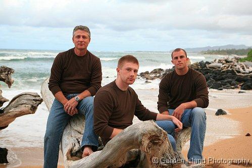 Kauai Family Portrait 8887