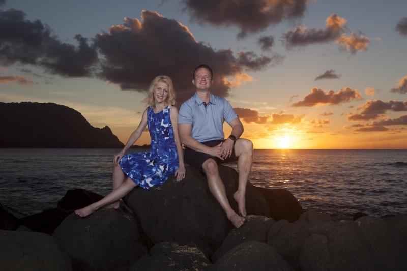 Kauai Family Portrait