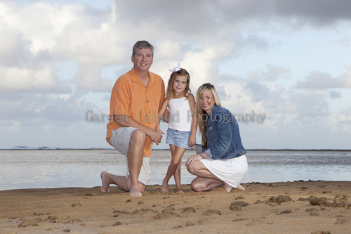 Kauai Family Portrait -2700