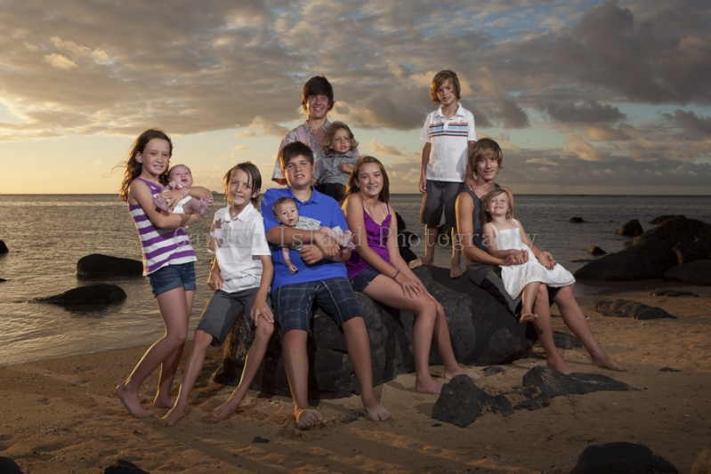 Kauai Family Portrait 4960