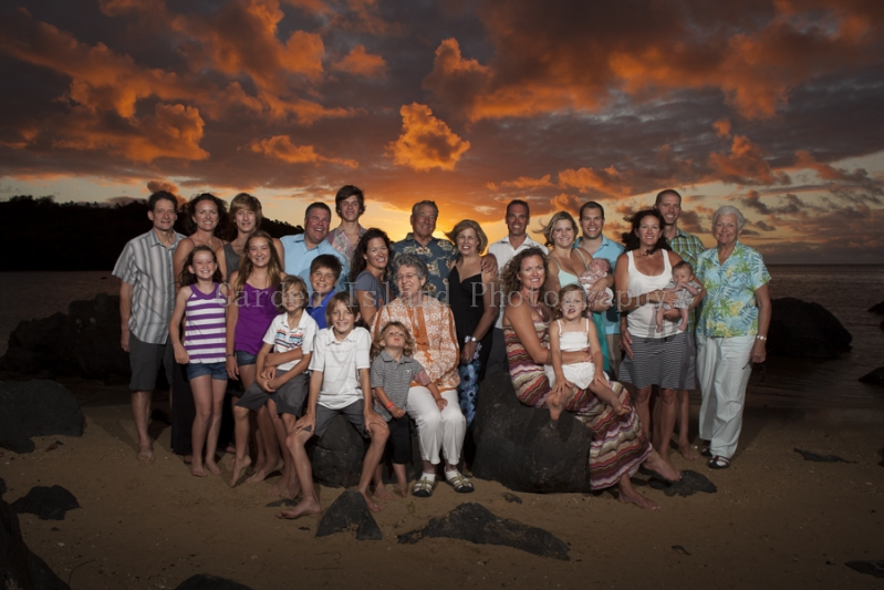 Kauai Family Portrait 4996