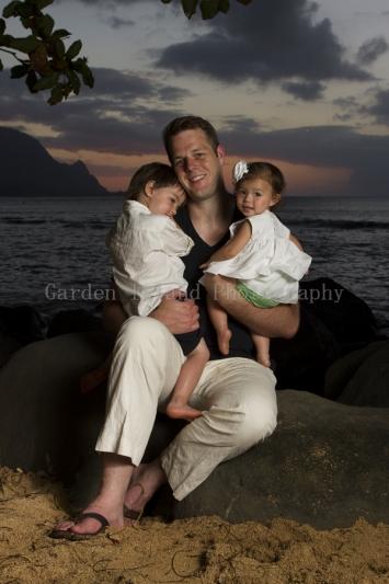 Kauai Family Portrait -9917