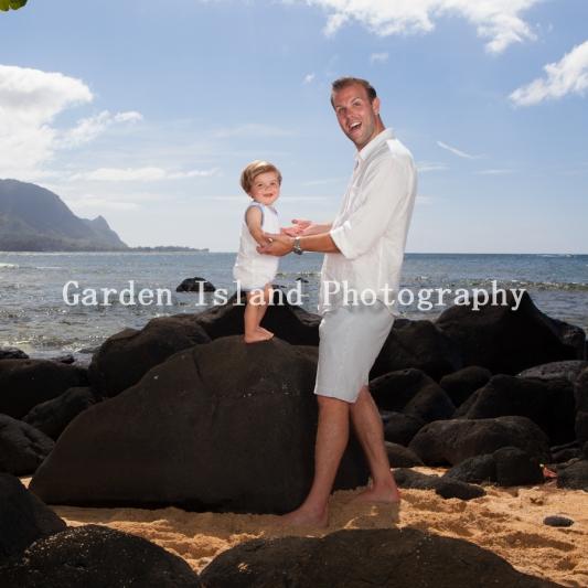 Kauai Family Portrait -6535