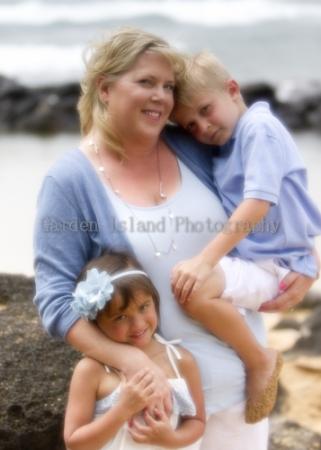Kauai Family Portrait 8646