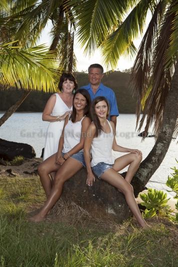 Kauai Family Portrait -4795