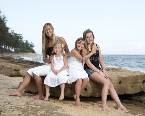 Kauai Family Portrait -0200