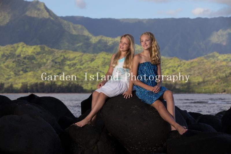 Kauai Family Portrait -4070