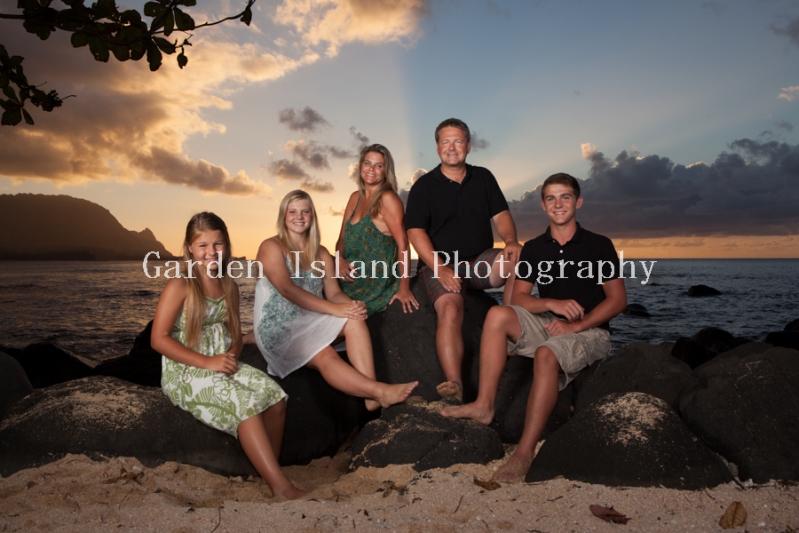 Kauai Family Portrait -6274