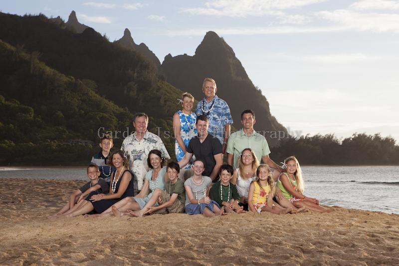 Kauai Family Portrait -2797
