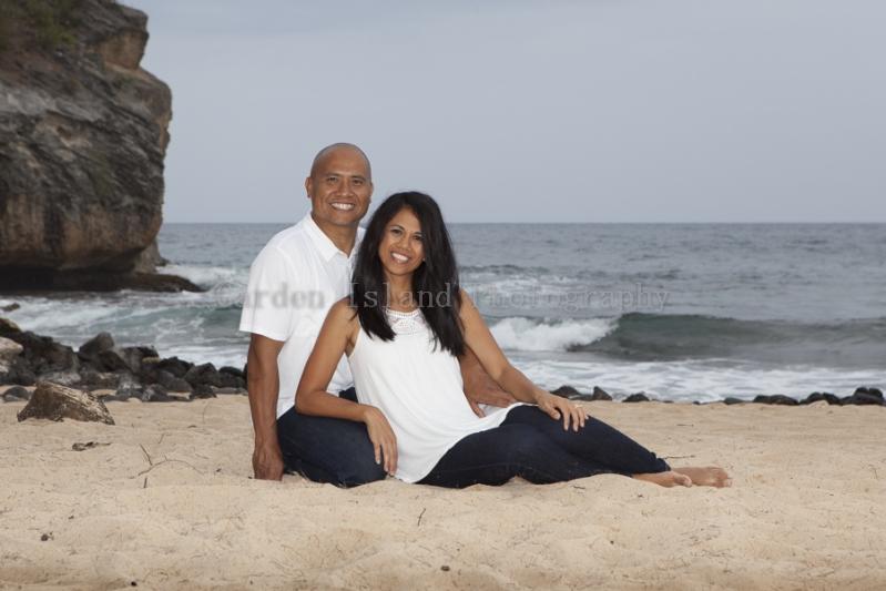 Kauai Family Portrait -5522