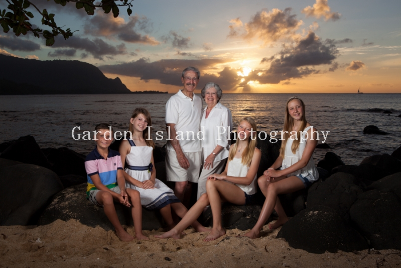 Kauai Family Portrait 6588