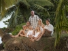 Kauai Family Portrait -7111