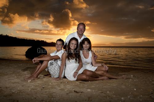 Kauai Family Portrait -0419