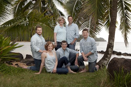 Kauai Family Portrait -3796