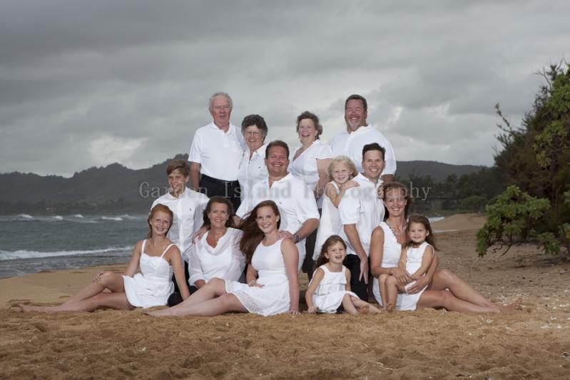 Kauai Family Portrait -3183