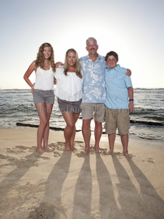 Kauai Family Portrait 5508