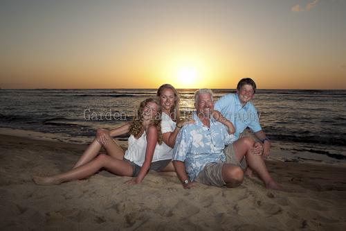 Kauai Family Portrait -5529-2