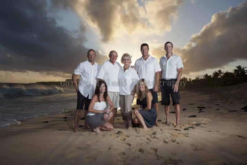 Kauai Family Portrait -6940