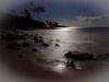 Kauai Moonset 2658