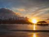Hanalei Pier Sunset-0745