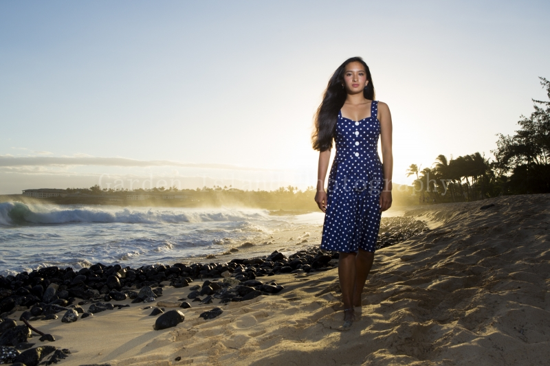 Kauai Senior Portrait-9310