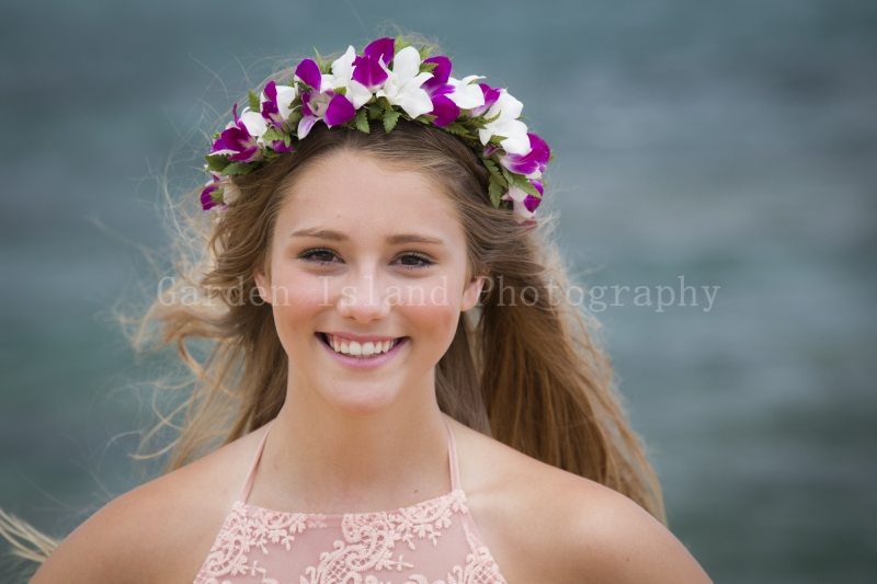 Kauai Senior Portrait -6408