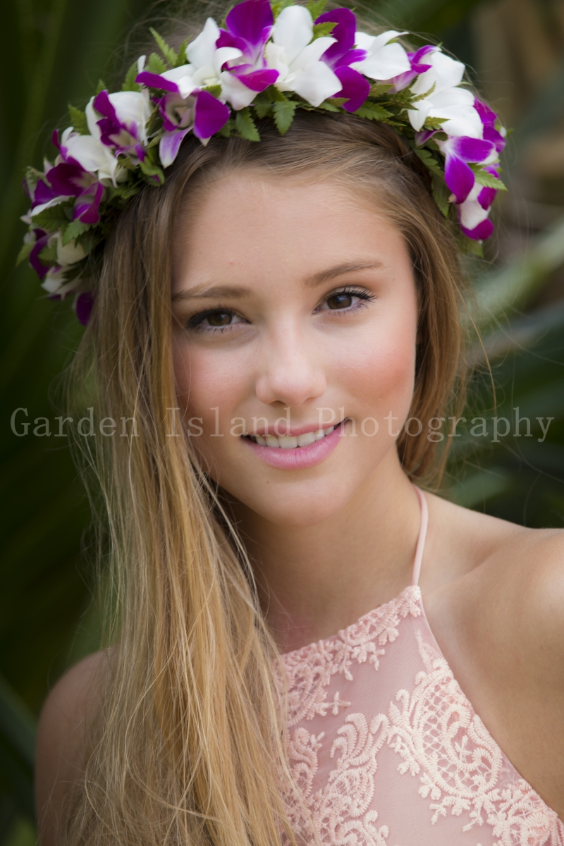 Kauai Senior Portrait -6503