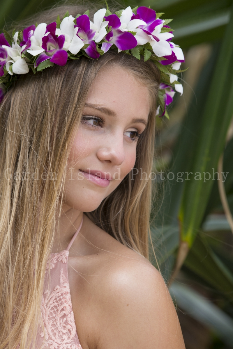 Kauai Senior Portrait -6538