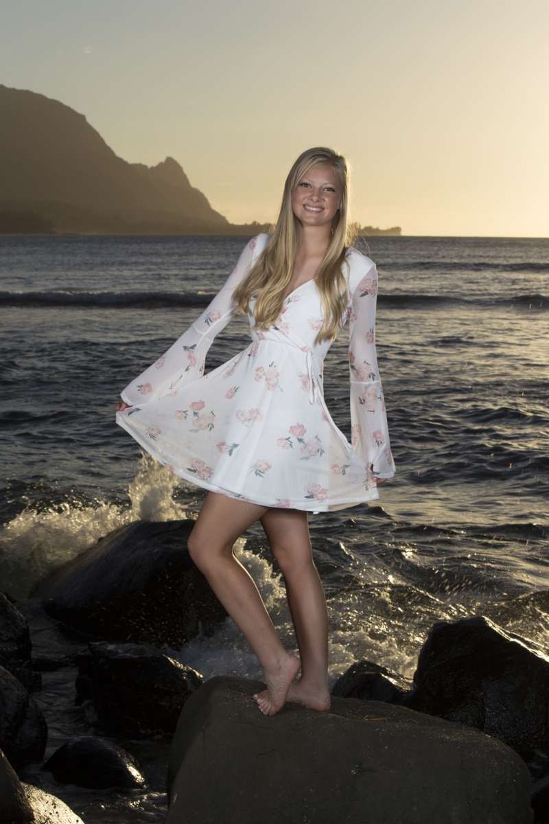 Kauai Senior Portrait-7584