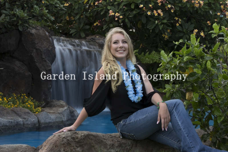 High School Senior Portrait -6556