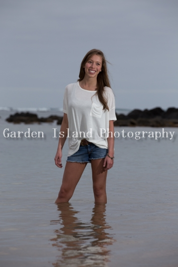 Kauai Senior Portrait -0210