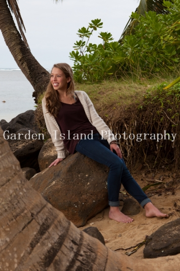 High School Senior Portrait -2111