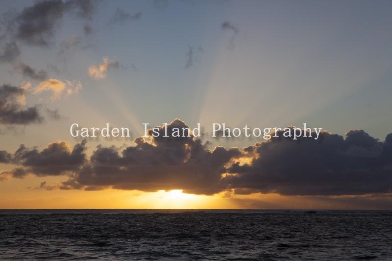 Kauai Sunset -0919
