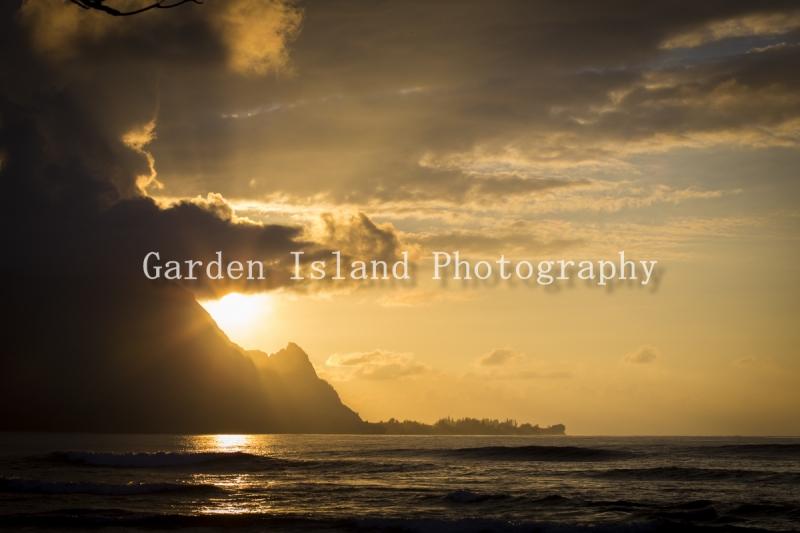 Bali Hai Sunset