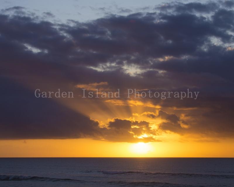 Kauai Sunset 4742