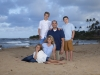 Wailua River mouth Family Shoot-0178
