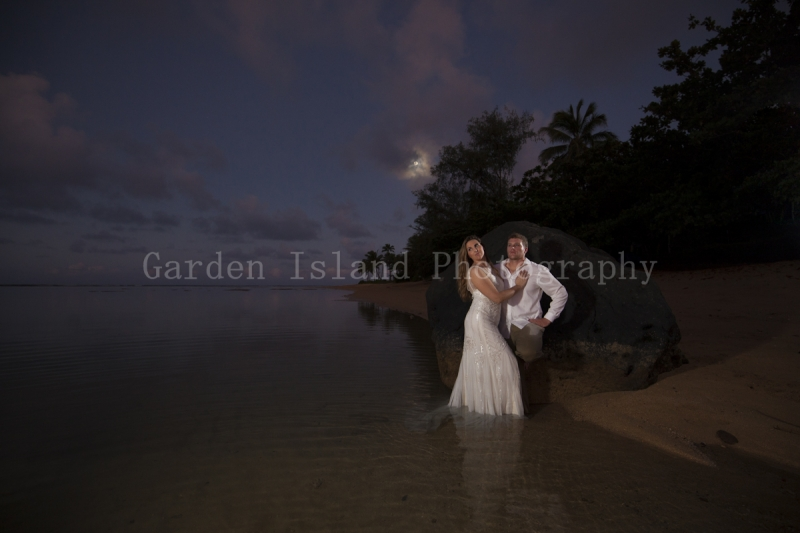 Kauai Wedding Photo 2236