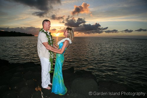 Kauai Wedding Photo 3209